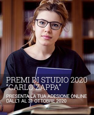 Premi di Studio  e di Laurea 2020