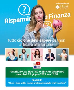 Risparmio e Finanza