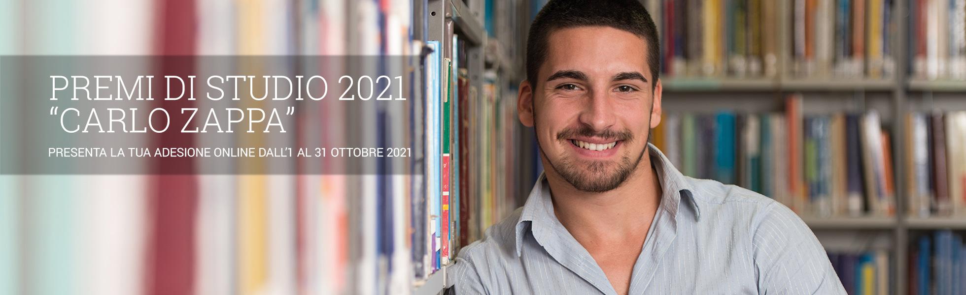 PREMI DI STUDIO E DI LAUREA 2021